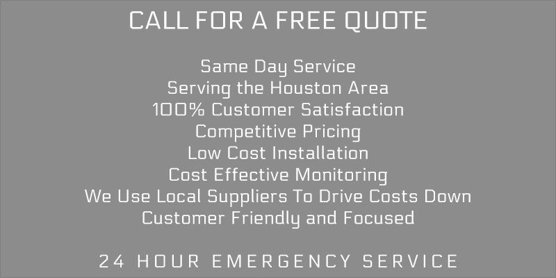 Fire Protection Houston | Fire Sprinklers, Alarms